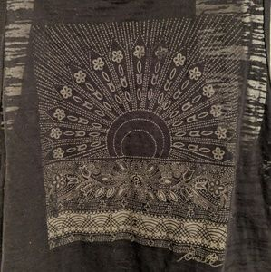 NWOT O'Neill graphic tank